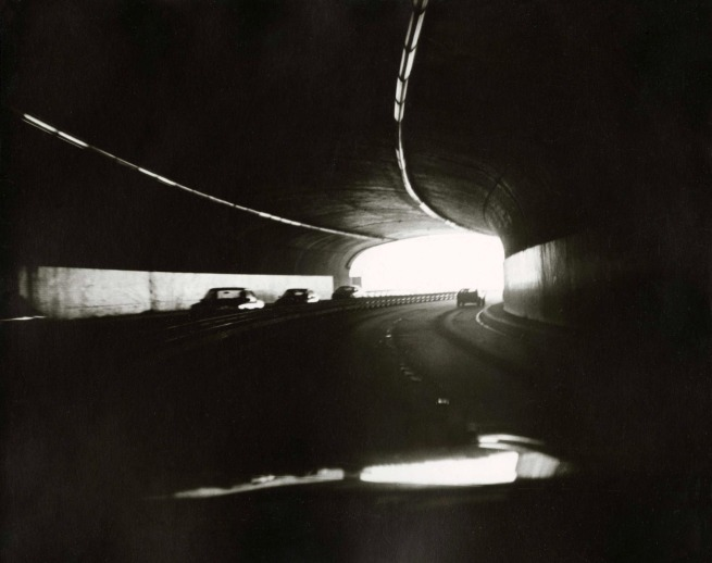 Andy Warhol (1928-1987) 'Tunnel' c. 1980
