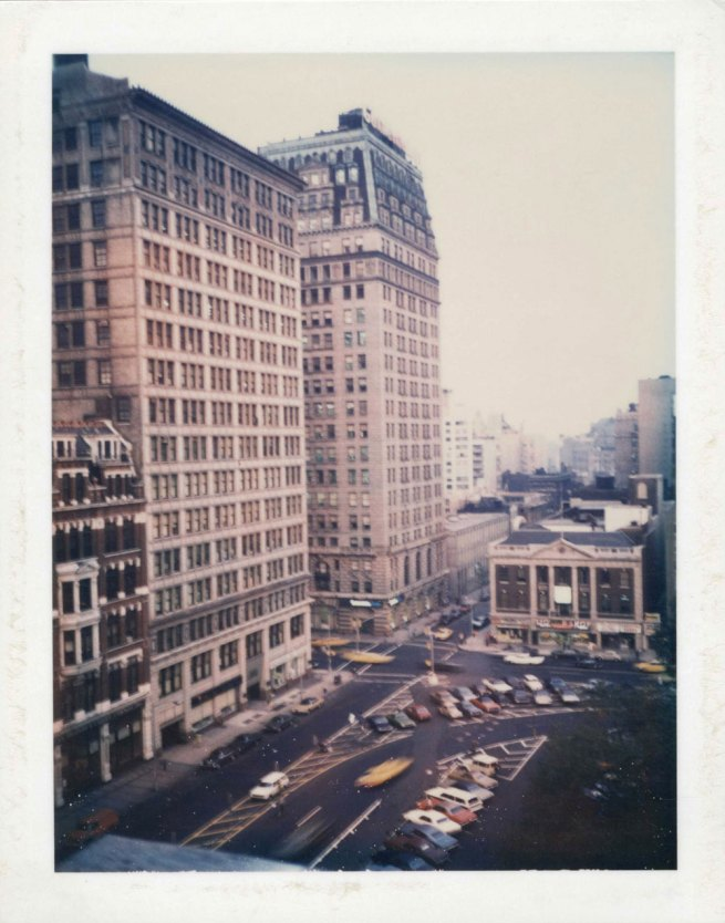 Andy Warhol (1928-1987) 'Union Square' c. 1975