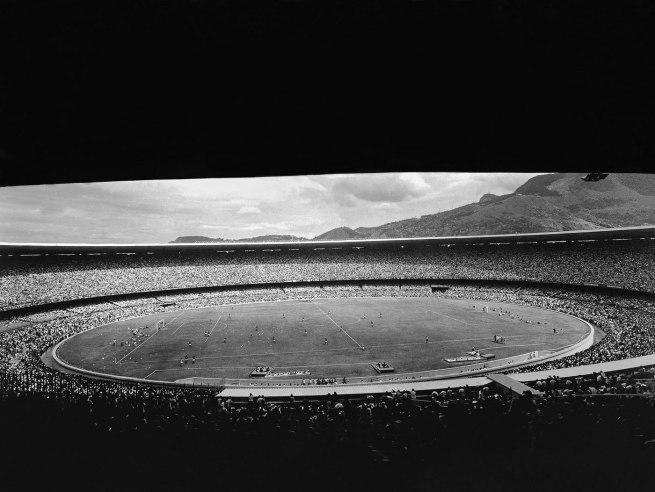 Marcel Gautherot (1910-1996) 'Maracanã Stadium, Rio de Janeiro' c. 1967
