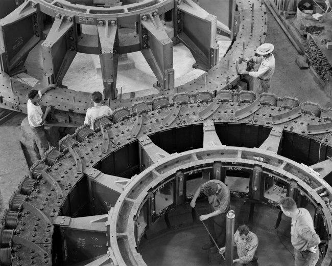 Hans Gunter Flieg (1923 -) 'Brown Boveri Electric Industry S / A Osasco, São Paulo' c. 1960