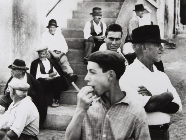 Mario Giacomelli. 'From the series: Puglia Italy, Puglia' 1958