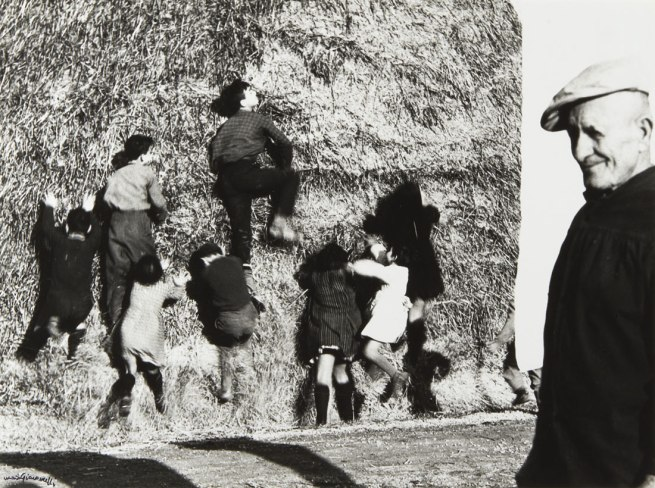 Mario Giacomelli (1925-2000) From the series 'The Good Earth, Italy' c. 1965