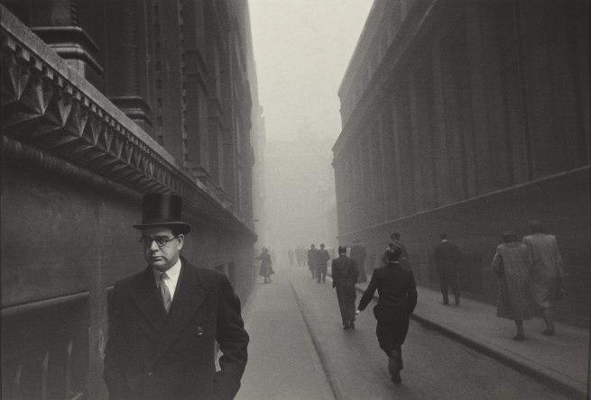 Robert Frank. 'City of London' 1951