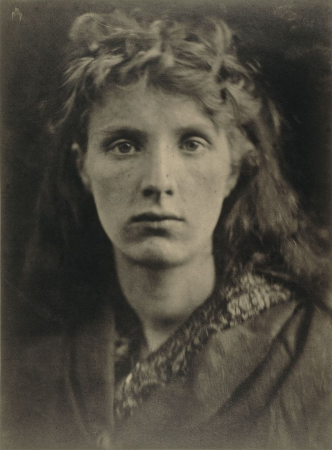 Julia Margaret Cameron. 'The Mountain Nymph, Sweet Liberty' June 1866