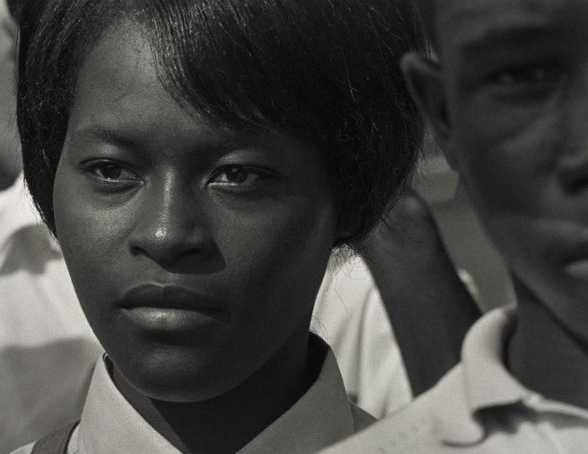 Roy DeCarava. 'Mississippi Freedom Marcher, Washington, D.C.' 1963