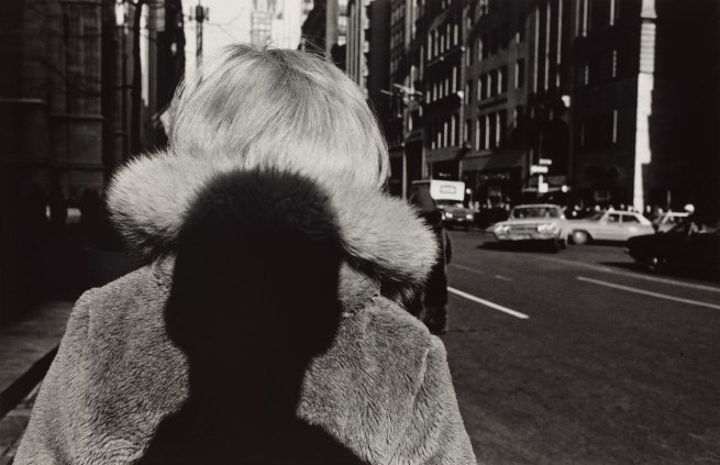 Lee Friedlander. 'New York City' 1966