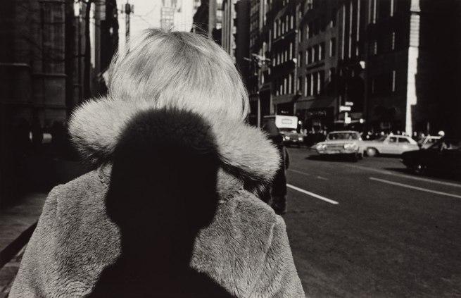 Lee Friedlander. 'New York City' 1966
