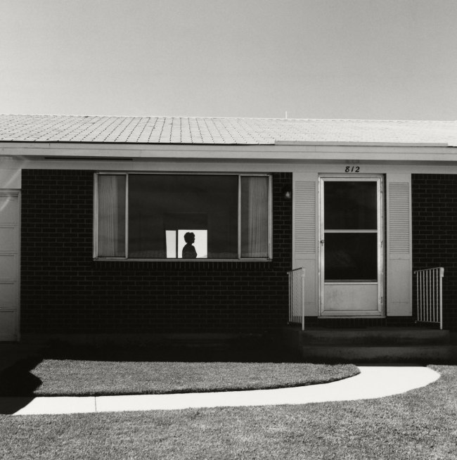 Robert Adams. 'Colorado Springs, Colorado' 1974