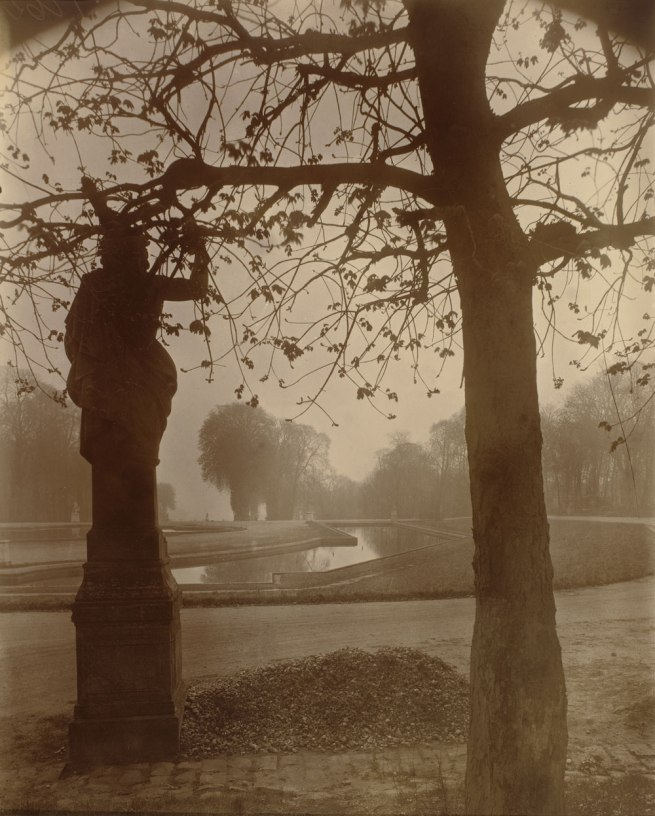 Eugène Atget. 'Saint-Cloud' 1926