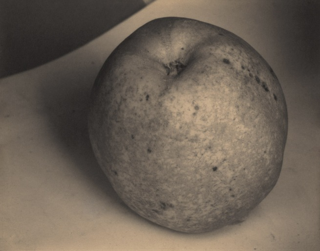 Edward Steichen. 'An Apple, A Boulder, A Mountain' 1921