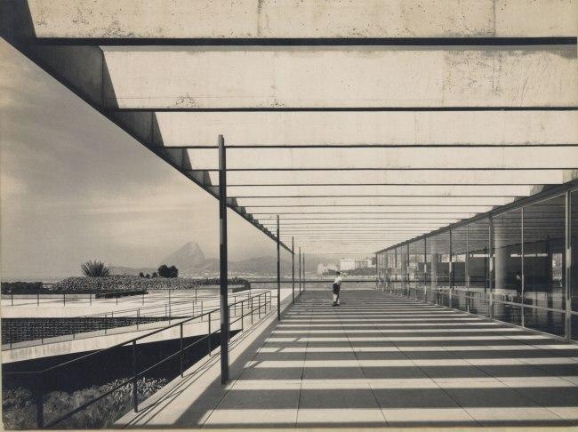 Affonso Eduardo Reidy. 'Museum of Modern Art of Rio de Janeiro (MAM), Rio de Janeiro, Brazil' 1934-1947