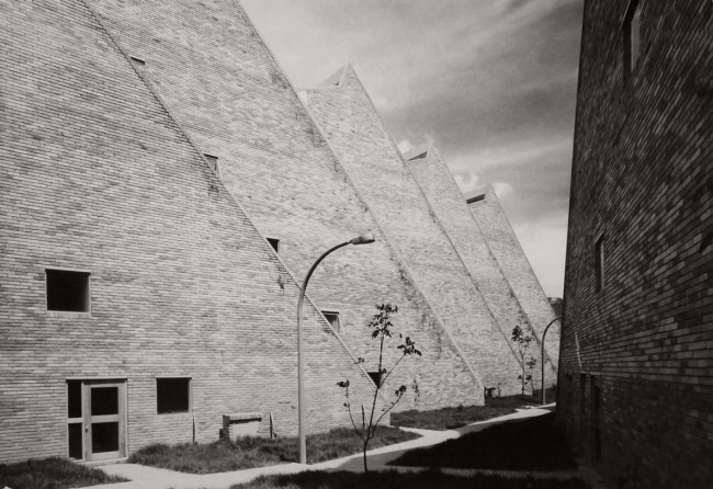 Rogelio Salmona (Colombian, 1929–2007) Hernán Vieco (Colombian, 1924–2002) 'Social Housing Complex in San Cristobal, Bogotá, Colombia' 1963-1966