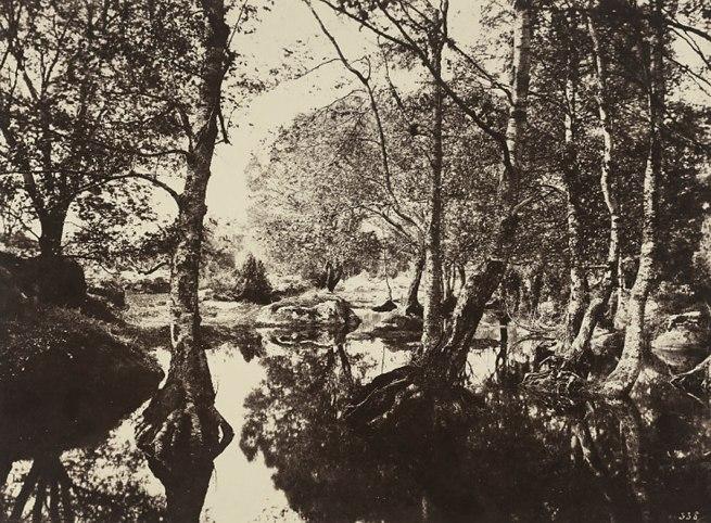 Eugène Cuvelier. 'Belle-Croix' 1860s