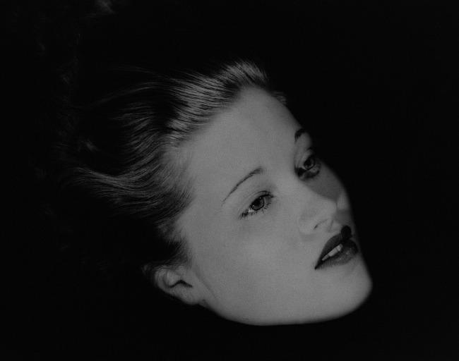 Lee Miller. 'Floating Head (Mary Taylor), New York Studio, New York, USA' 1933