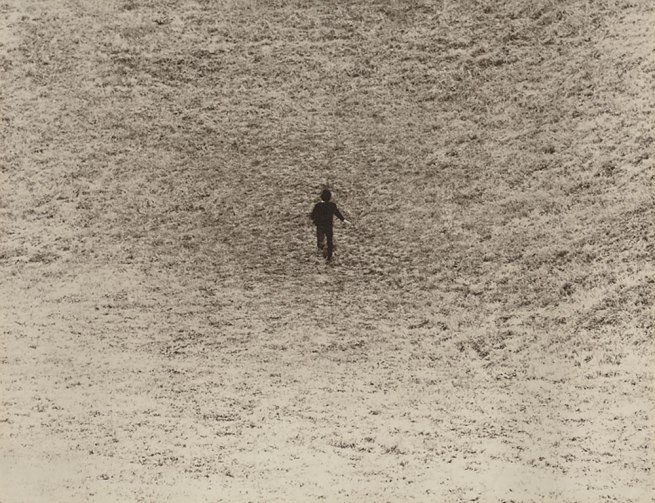Giovanni Anselmo. 'Entering the Work' 1971