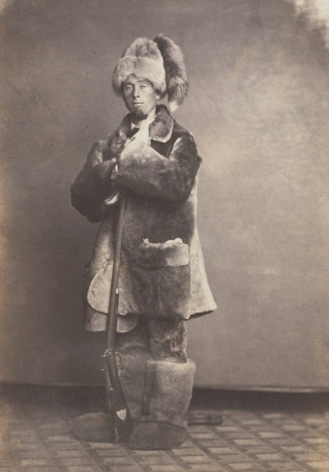 John S. Johnston. 'One of Dr Kane's Men [possibly William Morton]' c. 1857
