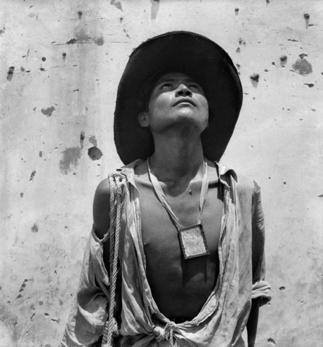 Marcel Gautherot(Brazilian born France, 1910-1996) 'Indian' México, 1936-1937