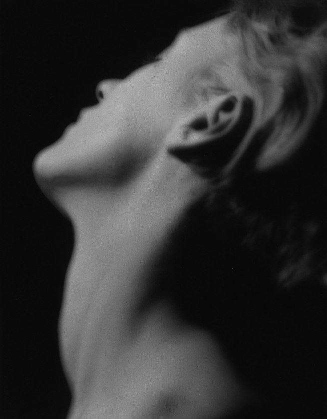 Man Ray and Lee Miller. 'Neck (Portrait of Lee Miller), Paris, France' c. 1930