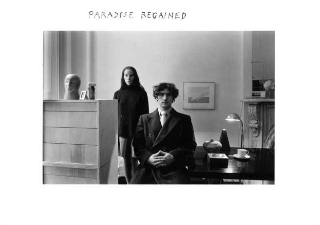Duane Michals. 'Paradise Regained' 1968