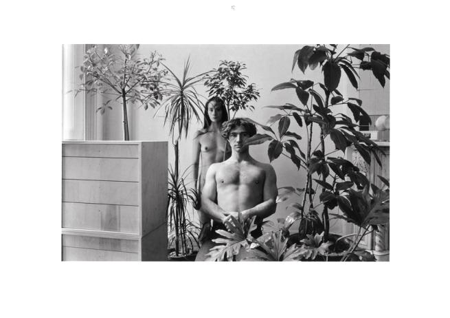Duane Michals. 'Paradise Regained' 1968