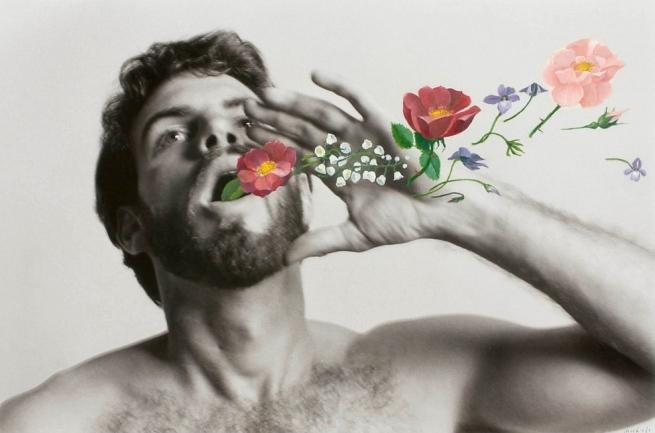 Duane Michals. 'Primavera' 1984