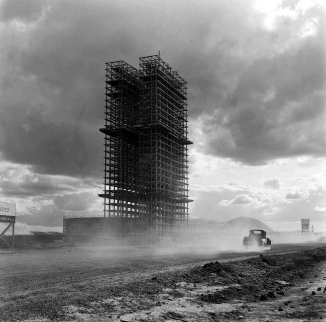 Lucio Costa (Brazilian, born France 1902-1998) Oscar Niemeyer (Brazilian, 1907-2012) Joaquim Cardozo (Brazilian, 1897-1978) 'Project Brasilia, Brasilia, Brazil' 1958-1961