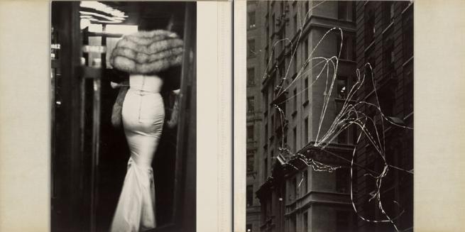 Robert Frank. 'Woman/Paris' 1952