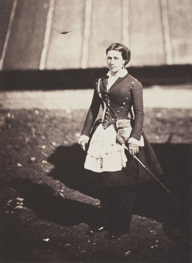 Roger Fenton. 'Cantiniére' 1855