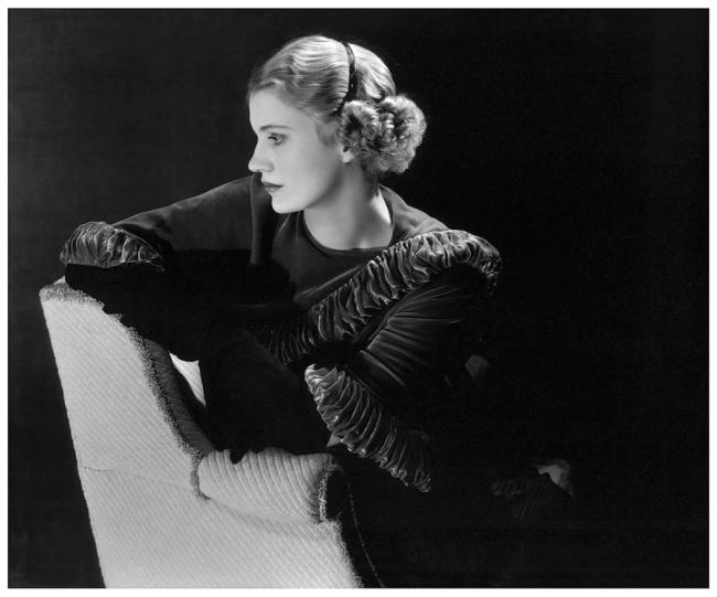 Lee Miller. 'Self Portrait, New York Studio, New York, USA' 1932