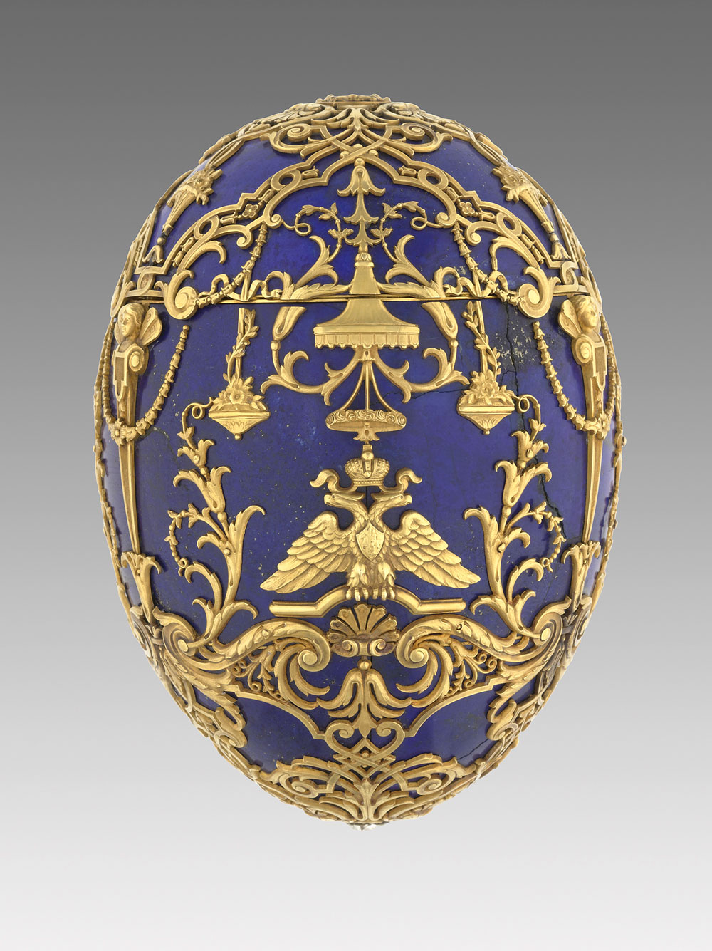 Exhibition Faberg 233 Jeweler To The Tsars At The