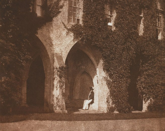 William Henry Fox Talbot. 'Cloisters, Lacock Abbey' 1843