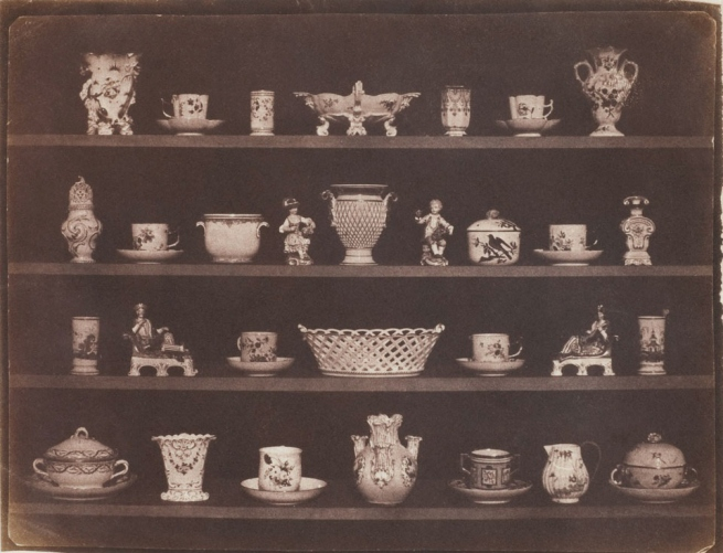 William Henry Fox Talbot. 'Study of China' 1844