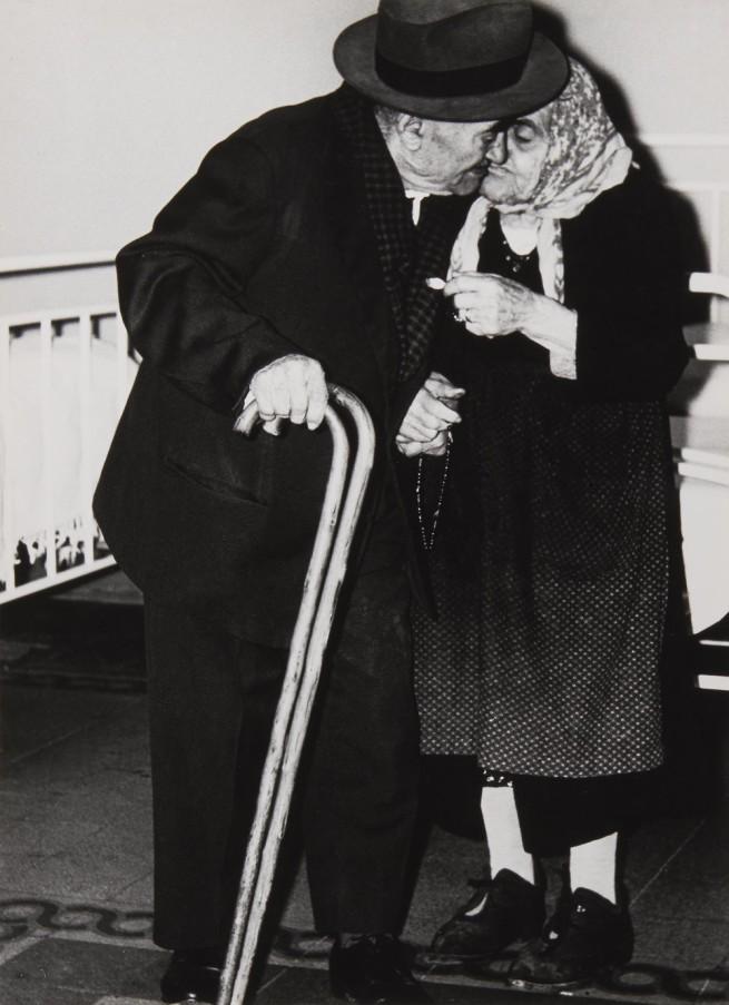 Mario Giacomelli (1925-2000) From the series: 'Verrà la morte e avrà i Tuoi Occhi / Death will come and have your eyes' Italy 1954
