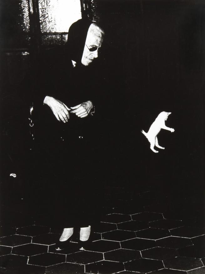 Mario Giacomelli (1925-2000) From the series: 'Verrà la morte e i Tuoi Occhi avrà / Death will come and your have eyes' Italy, 1955-1958
