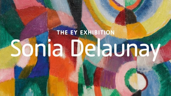 Sonia Delaunay exhibition at Tate Modern