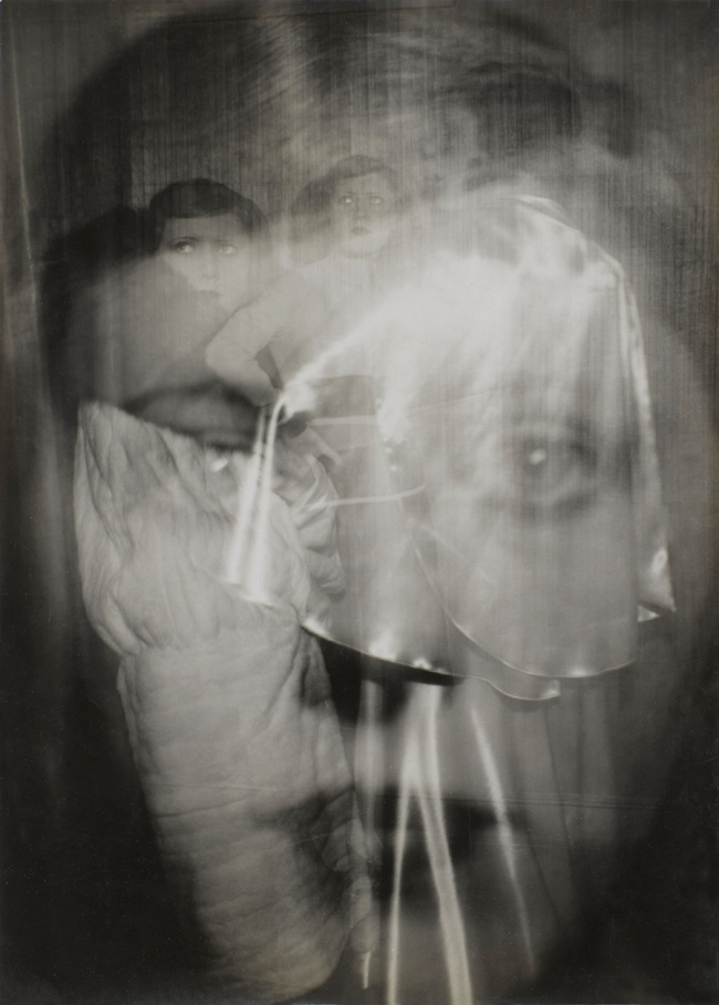 Germaine Krull. 'Advertising Study for Paul Poiret' 1926