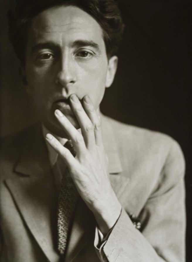 Germaine Krull. 'Jean Cocteau' 1929