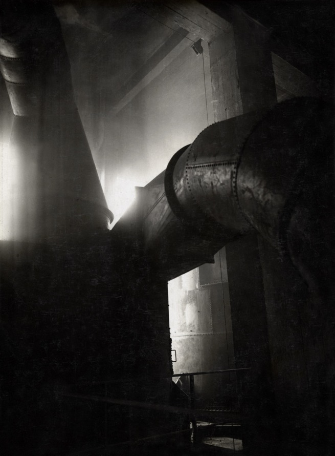 Germaine Krull. 'Electric plant, Issy les Moulineaux' 1928