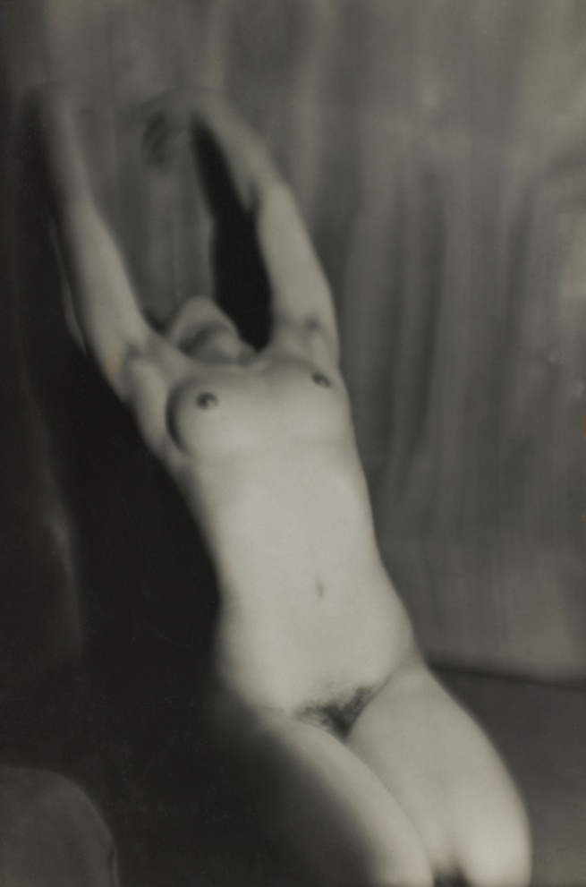 Germaine Krull. 'Female nude' 1928