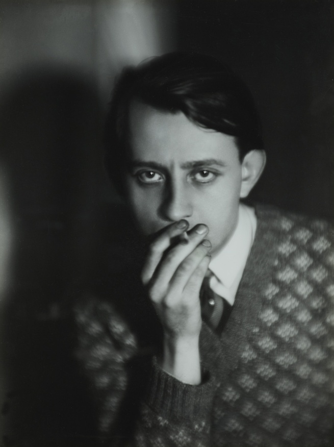 Germaine Krull. 'André Malraux' 1930
