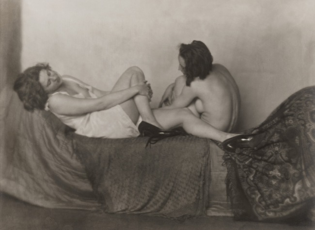 Germaine Krull. 'Nude' Nd