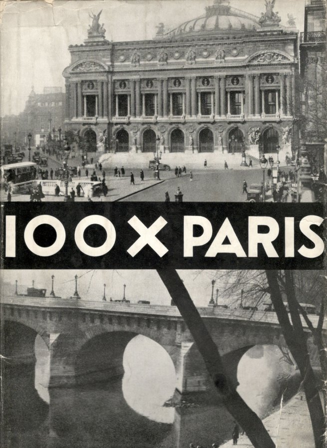 Germaine Krull. '100 x Paris' 1929