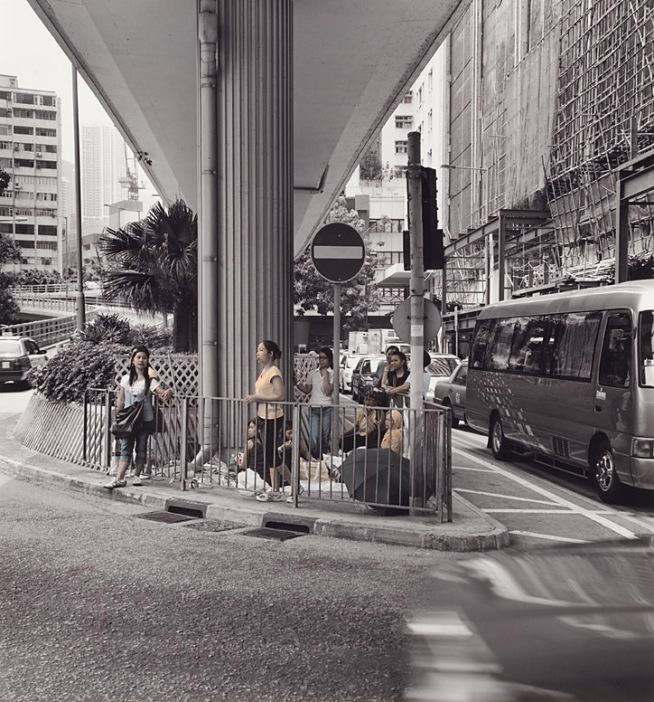 Janina Green. 'Maid in Hong Kong #11' 2008