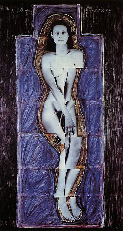 Julie Rrap. 'Puberty' 1984