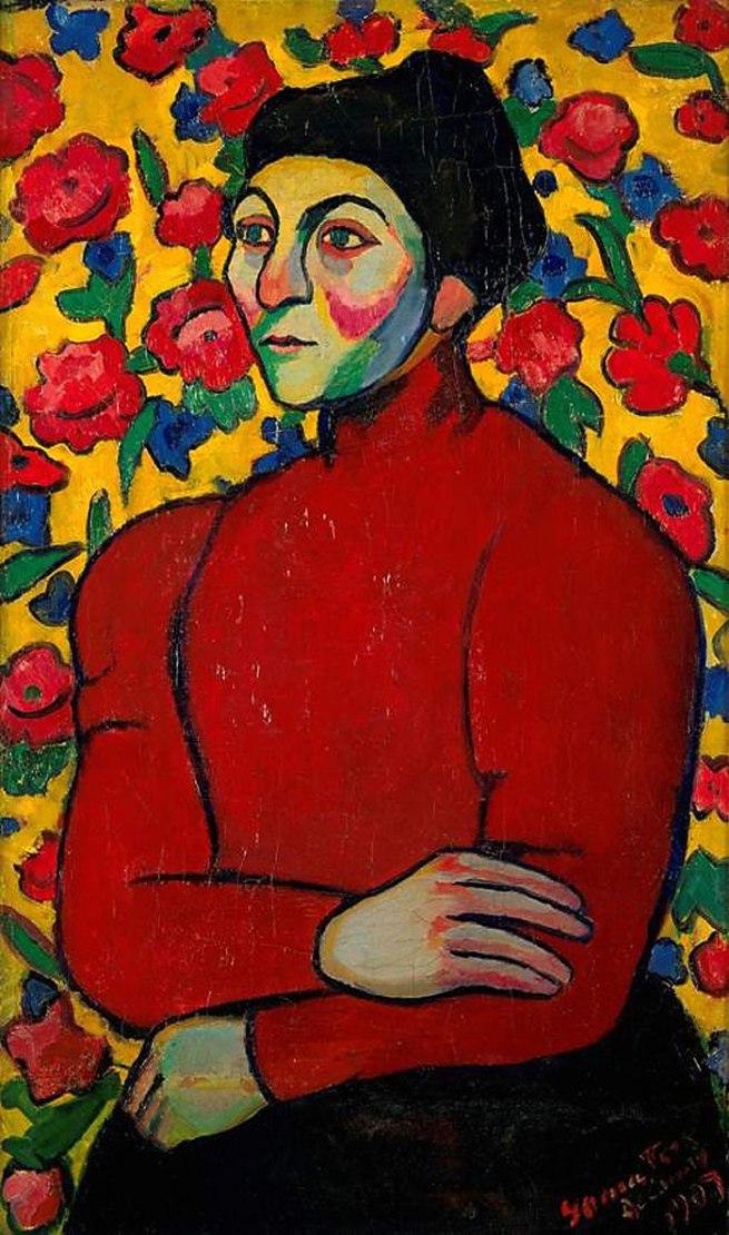 Sonia Delaunay. 'Philomene' 1907