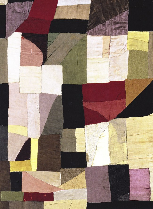 Sonia Delaunay. 'Quilt cover' 1911