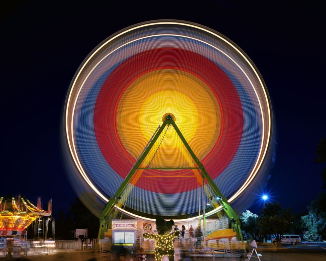 Roger Vail. 'Giant Wheel' 2001
