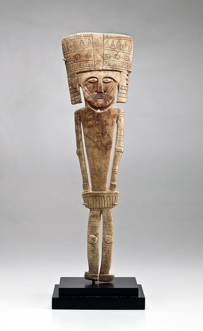 Ancestral Columbia River people, Washington State or Oregon. 'Figure (Pendant?)' 3rd–13th century