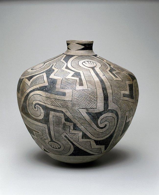 Ancestral Pueblo, New Mexico. 'Water jar' c. 1150