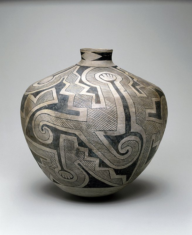 Ancestral Pueblo, New Mexico. 'Water jar' c. 1150
